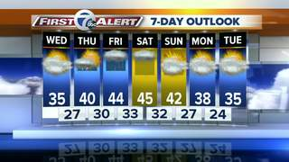 Warm up on the way in 7-Day!